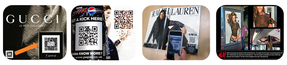 Qr Code Marketing Campagne